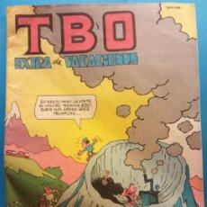 Fumetti: TBO EXTRA DE VACACIONES. REVISTA JUVENIL. . Lote 196869906