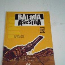Cómics: BALADA ASESINA - EL CORAZON DE TELENKO - MUY BUEN ESTADO - GORBAUD. Lote 198594158