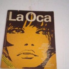 Cómics: REVISTA LA OCA - NUMERO 2 - EDITADA POR ENRIC SIO - BARCELONA - GORBAUD - CJ 118. Lote 198598728