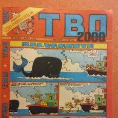 Fumetti: REVISTA JUVENIL. TBO 2000. Nº 2364 AÑO LXIII. ESPECIAL EL CORREO CATALÁN. Lote 199354887