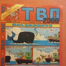 Fumetti: REVISTA JUVENIL. TBO 2000. Nº 2364 AÑO LXIII. ESPECIAL EL CORREO CATALÁN. Lote 199354920
