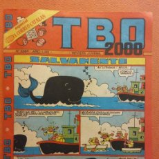 Fumetti: REVISTA JUVENIL. TBO 2000. Nº 2364 AÑO LXIII. ESPECIAL EL CORREO CATALÁN. Lote 199356410