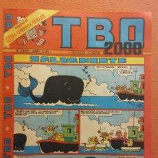 Fumetti: REVISTA JUVENIL. TBO 2000. Nº 2364 AÑO LXIII. ESPECIAL EL CORREO CATALÁN. Lote 199356431