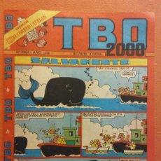 Comics: REVISTA JUVENIL. TBO 2000. Nº 2364 AÑO LXIII. ESPECIAL EL CORREO CATALÁN. Lote 199356476