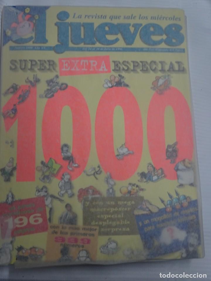 EL JUEVES, SUPER EXTRA ESPECIAL. N. 1000 , VER FOTOS (Tebeos y Comics - Comics Extras)