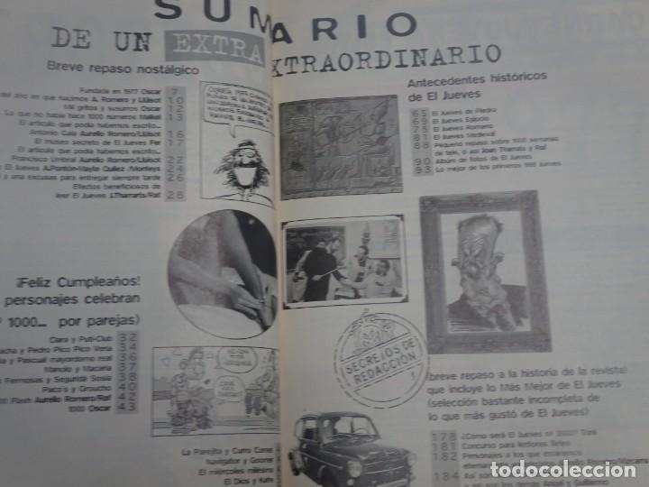 Cómics: EL JUEVES, SUPER EXTRA ESPECIAL. N. 1000 , VER FOTOS - Foto 3 - 199902576