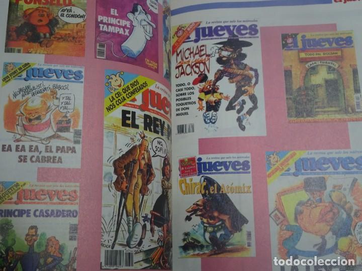 Cómics: EL JUEVES, SUPER EXTRA ESPECIAL. N. 1000 , VER FOTOS - Foto 6 - 199902576