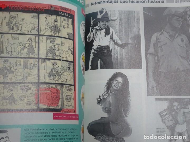 Cómics: EL JUEVES, SUPER EXTRA ESPECIAL. N. 1000 , VER FOTOS - Foto 7 - 199902576