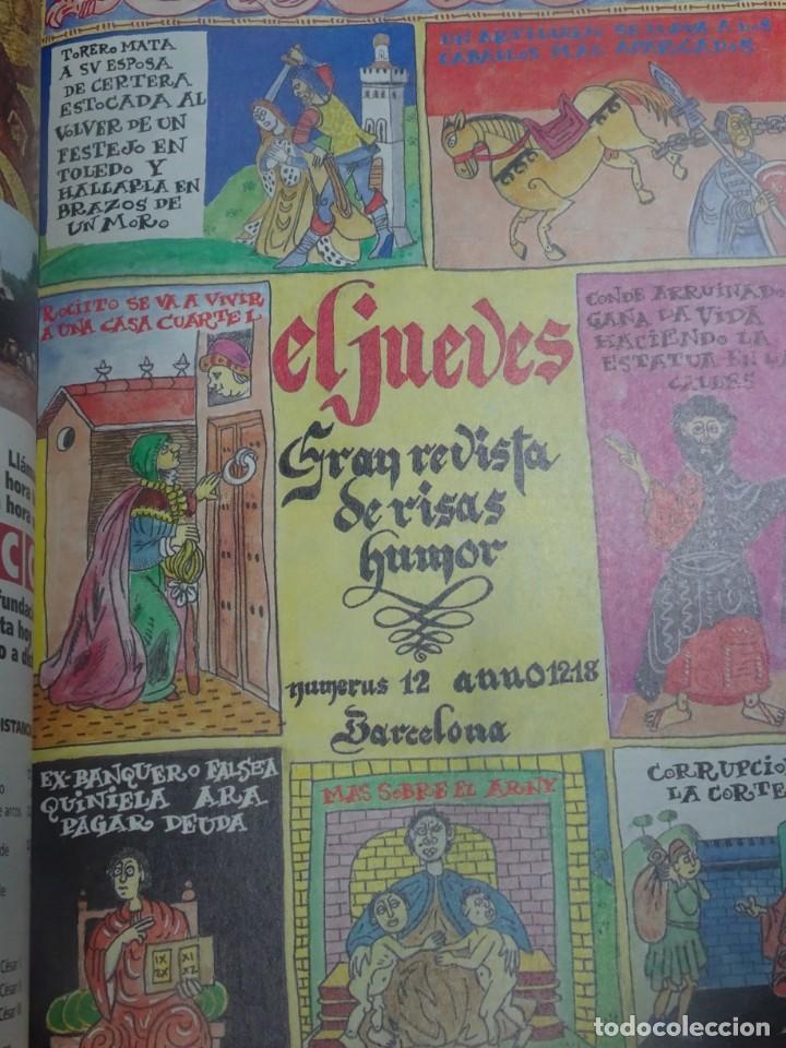 Cómics: EL JUEVES, SUPER EXTRA ESPECIAL. N. 1000 , VER FOTOS - Foto 17 - 199902576