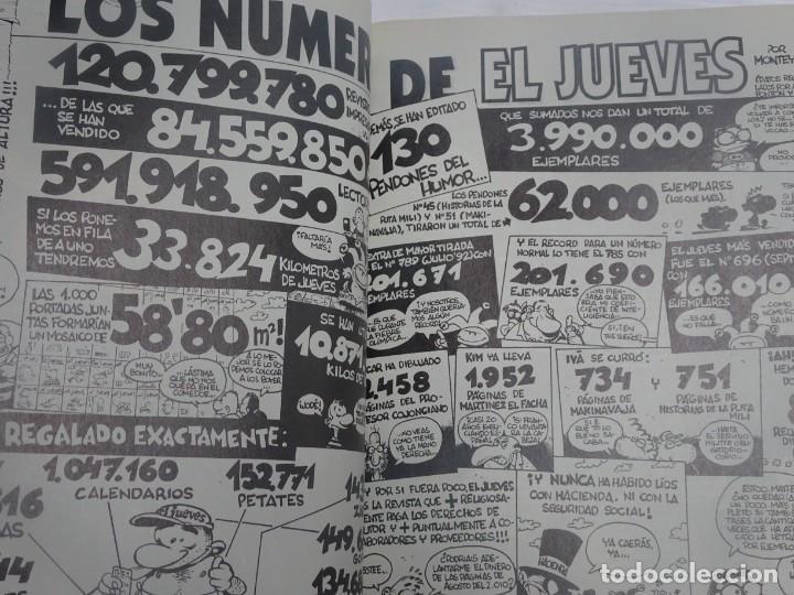 Cómics: EL JUEVES, SUPER EXTRA ESPECIAL. N. 1000 , VER FOTOS - Foto 24 - 199902576