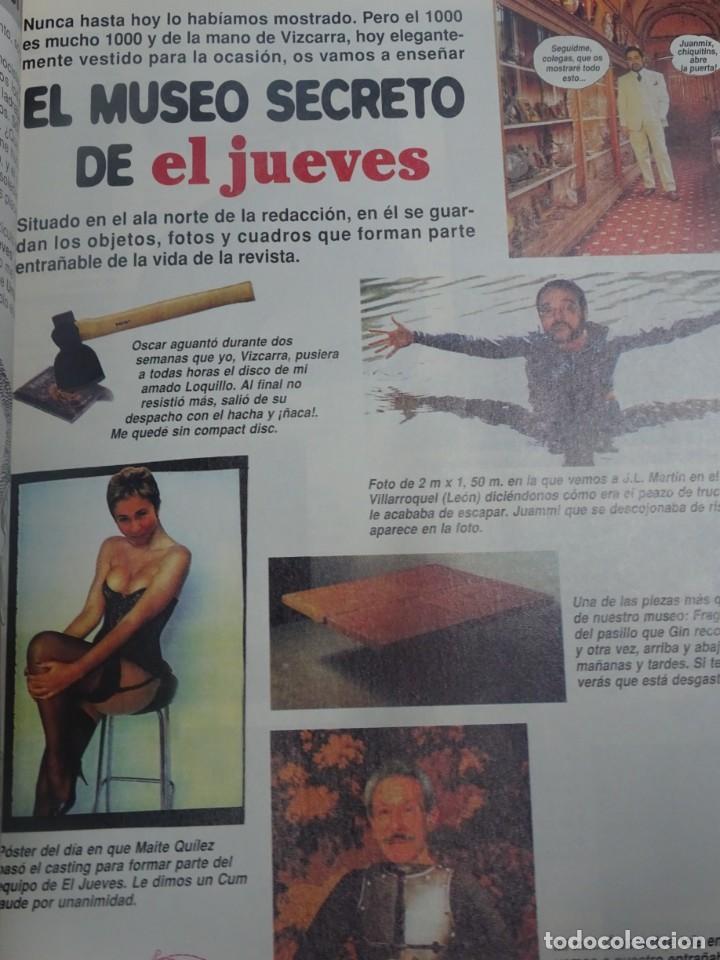 Cómics: EL JUEVES, SUPER EXTRA ESPECIAL. N. 1000 , VER FOTOS - Foto 25 - 199902576