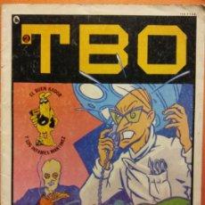 Comics: TBO SEMANARIO DE DIVERSIÓN Y REFLEXIÓN. EDITORIAL BRUGUERA. Lote 200255390
