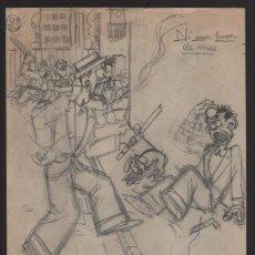 Cómics: VOCETOS VARIOS ORIGINALES DE JOSE ALFONSO- CARLOS ALFONSO- AÑO 1926. VER FOTOS. Lote 202754790