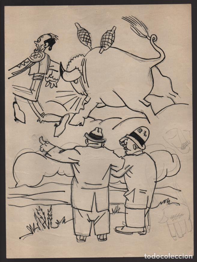 Cómics: VOCETOS VARIOS ORIGINALES DE JOSE ALFONSO- CARLOS ALFONSO- AÑO 1926. VER FOTOS - Foto 8 - 202754790