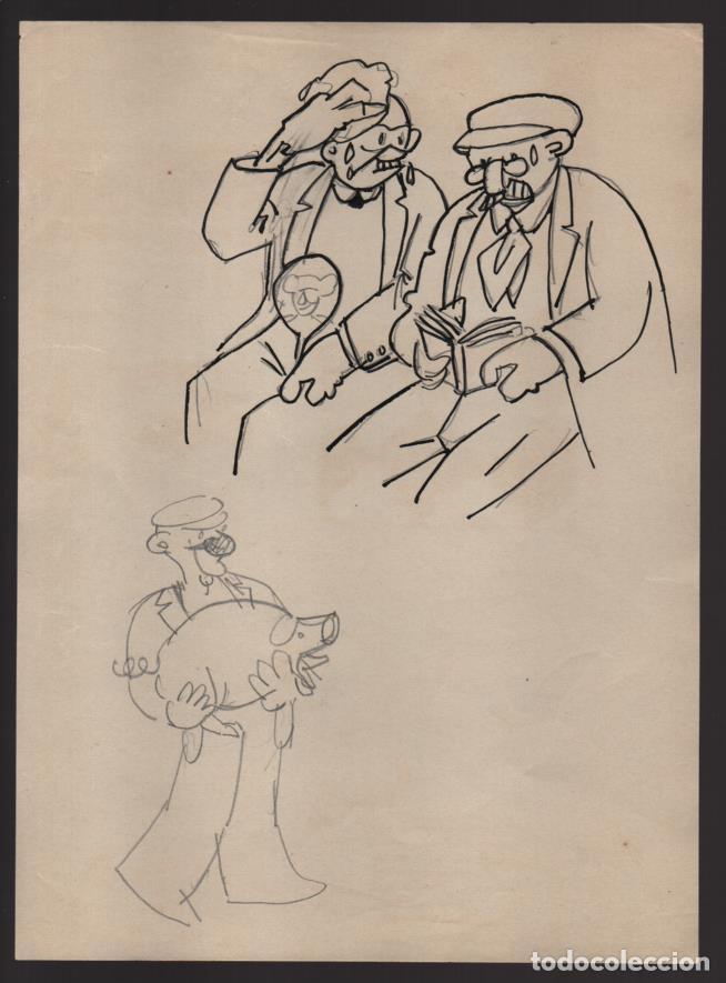Cómics: VOCETOS VARIOS ORIGINALES DE JOSE ALFONSO- CARLOS ALFONSO- AÑO 1926. VER FOTOS - Foto 9 - 202754790