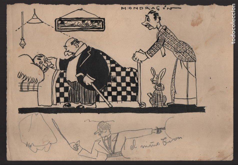 VOCETOS VARIOS ORIGINALES DE ARZUGER--REINOSO-MONDRAGON-- AÑO 1926. VER FOTOS (Tebeos y Comics - Comics Extras)