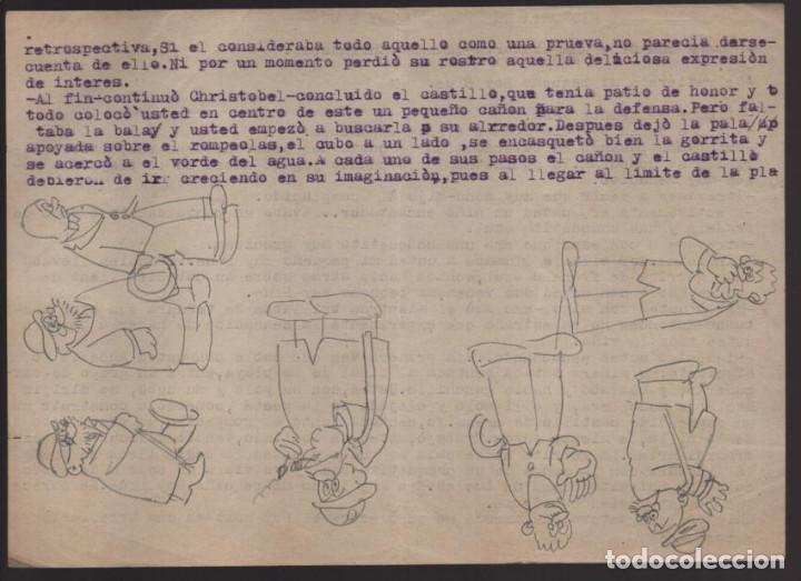 Cómics: VOCETOS VARIOS ORIGINALES DE ARZUGER--REINOSO-MONDRAGON-- AÑO 1926. VER FOTOS - Foto 9 - 202755580