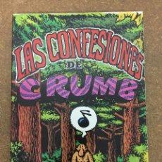 Fumetti: LAS CONFESIONES DE CRUMB (PASTANAGA, 1978). Lote 203897133