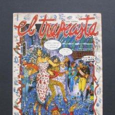 Cómics: CEESEPE - EL TRAPECISTA – ROCK COMIX. Lote 204459325