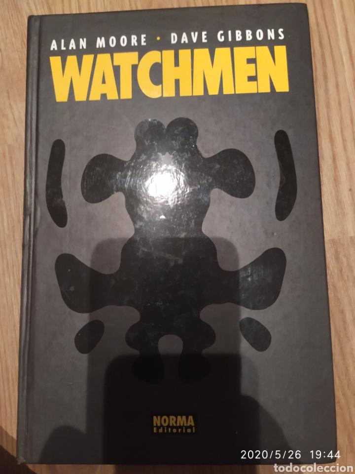 WATCHMEN (Tebeos y Comics - Comics Extras)