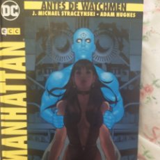 Cómics: ANTES DE WATCHMEN DR MANHATTAN. Lote 205847300