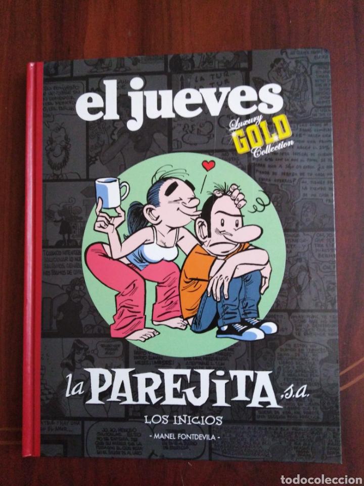 Cómics: Lote de 4 libros el jueves ( luxury gold collection ) - Foto 4 - 208111723