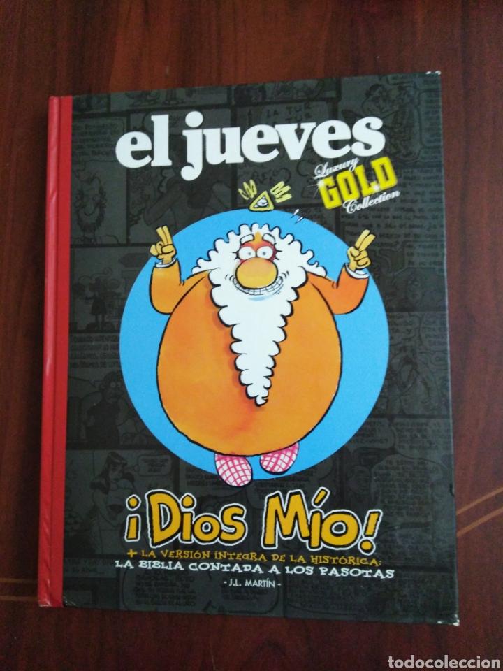 Cómics: Lote de 4 libros el jueves ( luxury gold collection ) - Foto 6 - 208111723