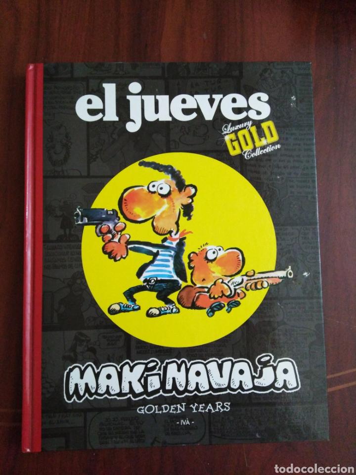 Cómics: Lote de 4 libros el jueves ( luxury gold collection ) - Foto 8 - 208111723