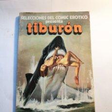 Cómics: TIBURÓN, CÓMIC ERÓTICO. Lote 208765526