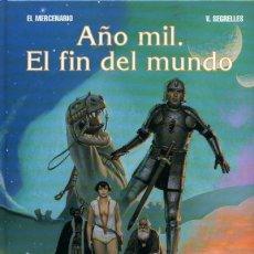 Cómics: NORMA. EL MERCENARIO, 7 AÑO MIL EL FIN DEL MUNDO. SEGRELLES. Lote 210554387