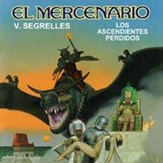 Cómics: EDITADO POR SEGRELLES. EL MERCENARIO, LOS ASCENDIENTES PERDIDOS. SEGRELLES. Lote 210554980
