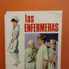 Cómics: LAS ENFERMERAS. EL FINAL DE SU VIDA. NOVELA GRÁFICA PARA ADULTOS. EDICIONES TORAY. Lote 210820606