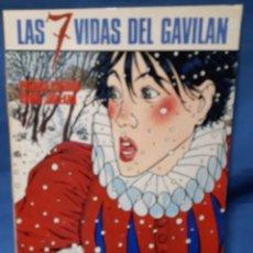 Cómics: CÓMIC, LAS 7 VIDAS DEL GAVILÁN DE NORMA EDITORIAL. Lote 210940482