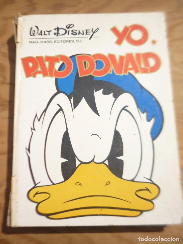 YO, PATO DONALD LL MAS-IVARS EDITORES, S.L. (Tebeos y Comics - Comics Extras)