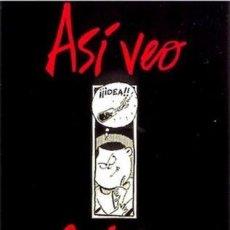 Cómics: ASI VEO EL TEBEO, DE RUBEN GARRIDO. ED. ANDALUCIA. Lote 215983422