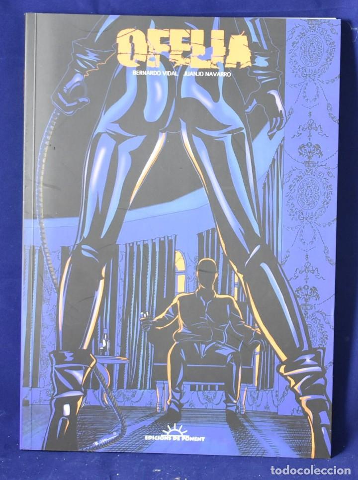 OFELIA (COLECCIÓN SOLYSOMBRA) - NAVARRO SALVADRO, JUAN JOSE (Tebeos y Comics - Comics Extras)