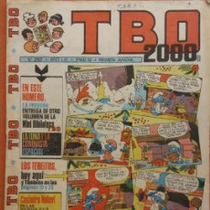 Fumetti: TBO 2000 REVISTA JUVENIL. Nº 2107. AÑO LIX. Lote 219859865