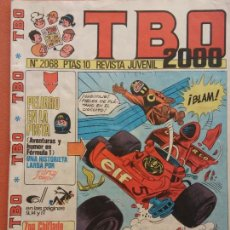Fumetti: TBO 2000 REVISTA JUVENIL. Nº 2068. AÑO LVIII. Lote 219860742