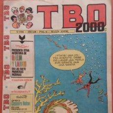 Comics: TBO 2000 REVISTA JUVENIL. Nº 2086 AÑO LVIII. Lote 219861005