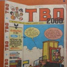 Comics: TBO 2000 REVISTA JUVENIL. Nº 2108 AÑO LIX. Lote 219861070