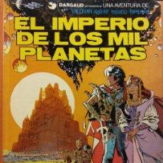 Cómics: EL IMPERIO DE LOS MIL PLANETAS. J.C. MEZIERES. P. CHRISTIN. EDICIONES JUNIOR. Lote 220873267