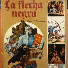 Cómics: LA FLECHA NEGRA. ROBERT L. STEVENSON. EDICIONES AFHA. Lote 220873337
