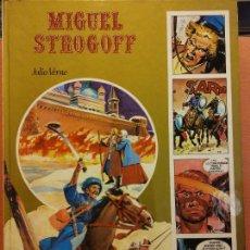 Cómics: MIGUEL STROGOFF. JULIO VERNE. EDICIONES AFHA. Lote 220873433