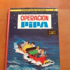 Cómics: MARCOS JALEO. OPERACIÓN PIPA. ARGOS. Lote 220954698