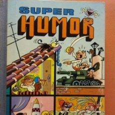 Cómics: SUPER HUMOR. 360 PÁGINAS DE MORTADELO Y FILEMON. 13 RUE DEL PERCEBE. ZIPI Y ZAPE. PEPE GOTERA Y OTIL. Lote 221136212