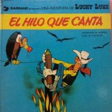 Cómics: EL HILO QUE CANTA. GOSCINNY. EDICIONES JUNIOR. Lote 221136890