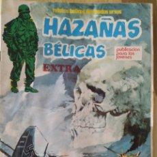 Cómics: HAZAÑAS BÉLICAS, EXTRA ,1979. Lote 221341056