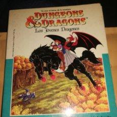 Cómics: COMIC DRAGONES Y MAZMORRAS. Lote 221375900