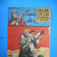 Comics: LAWRENCE DE ARABIA Nº1. AUTÉNTICOS CÓMICS.. Lote 222330133