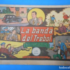 Comics : LA BANDA DEL TRÉBOL. UNA AVENTURA COMPLETA. ROBERTO ALCAZAR. AUTÉNTICO CÓMICS.. Lote 222330873
